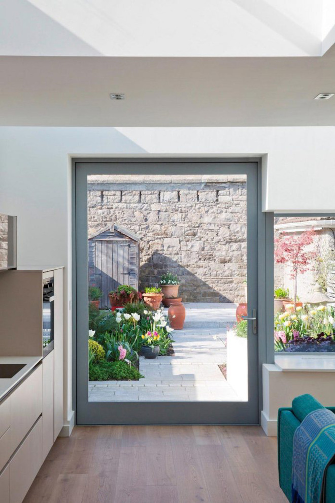 Nhà ấm cúng, vườn nhỏ mà đẹp như tranh, đây chính là ngôi nhà khiến ai cũng muốn trở về - Ảnh 5.
