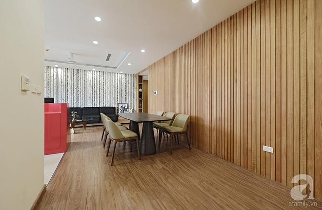 Với 350 triệu, căn hộ ở quận Thanh Xuân đã lột xác hoàn toàn theo yêu cầu rẻ, đẹp, hiện đại của gia chủ - Ảnh 2.