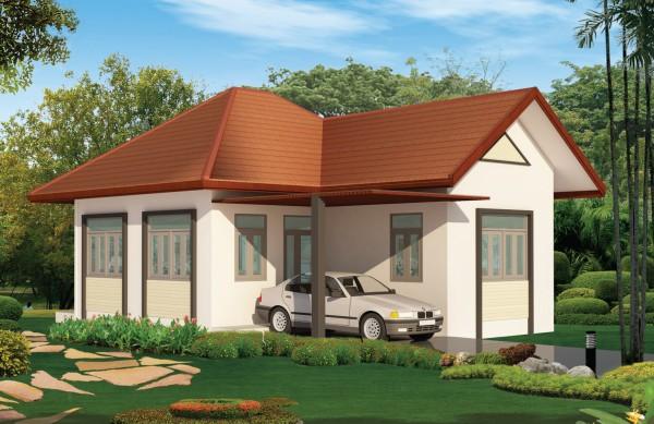Chẳng cần cao tầng, 9 ngôi nhà 1 tầng này cũng đủ khiến bạn hài lòng về cả thiết kế lẫn công năng - Ảnh 7.