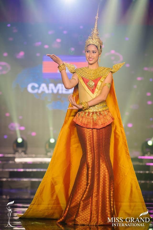 Huyền My xuất sắc đứng đầu bình chọn phần thi Trang phục Dân tộc - Ảnh 3.