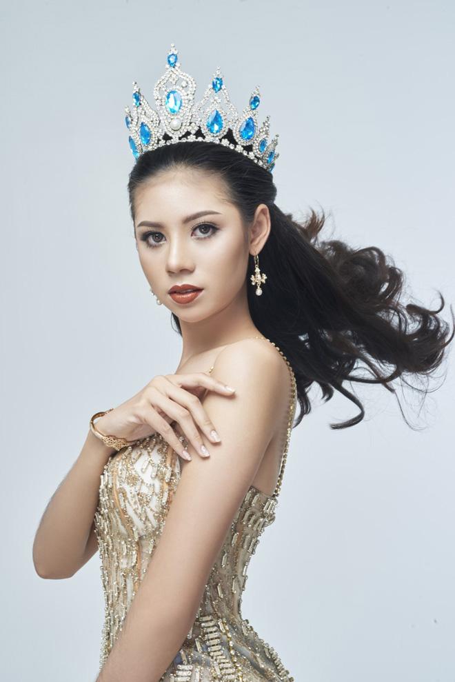 Vồ ếch liên tục trên sân khấu nhưng Miss Grand Thái Lan vẫn được khán giả vỗ tay khen ngợi liên tục - Ảnh 4.