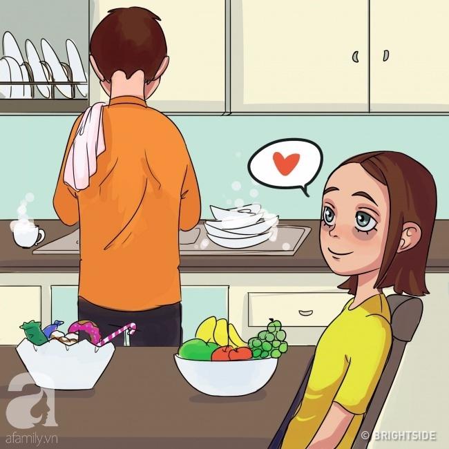 Kẻ thứ 3 có muốn cũng không thể chen chân nếu vợ chồng cư xử với nhau tâm lý thế này - Ảnh 4.