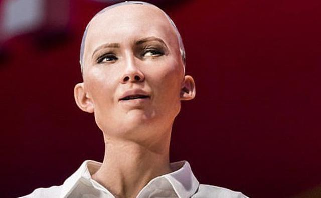 Tiết lộ: Vì sao robot Sophia thô và xấu, không đẹp như Jia Jia của Trung Quốc? - Ảnh 2.