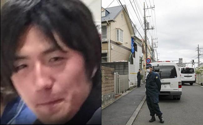 Nghi phạm sát hại 9 người tại Nhật Bản được hàng xóm nhận xét là người vui vẻ, tốt bụng và quan tâm gia đình - Ảnh 1.