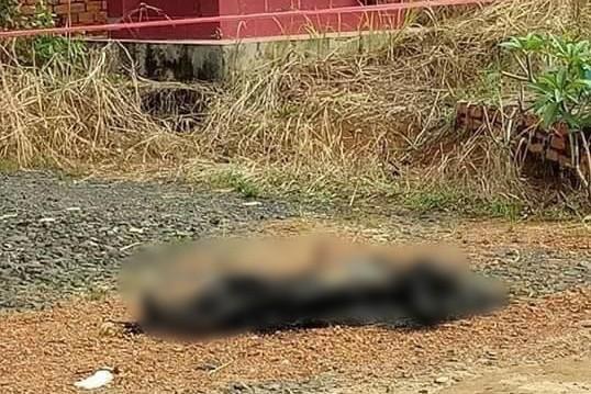 Vụ chồng giết vợ bằng búa rồi đốt xác phi tang: Lời khai rùng rợn của hung thủ - Ảnh 1.