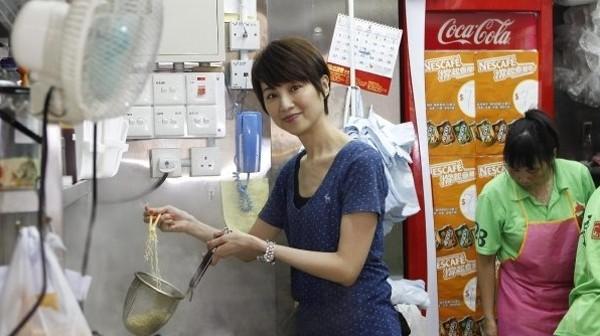 Hoa hậu Hong Kong không sinh con, muốn dành hết thời gian để chăm chồng bị ung thư - Ảnh 2.