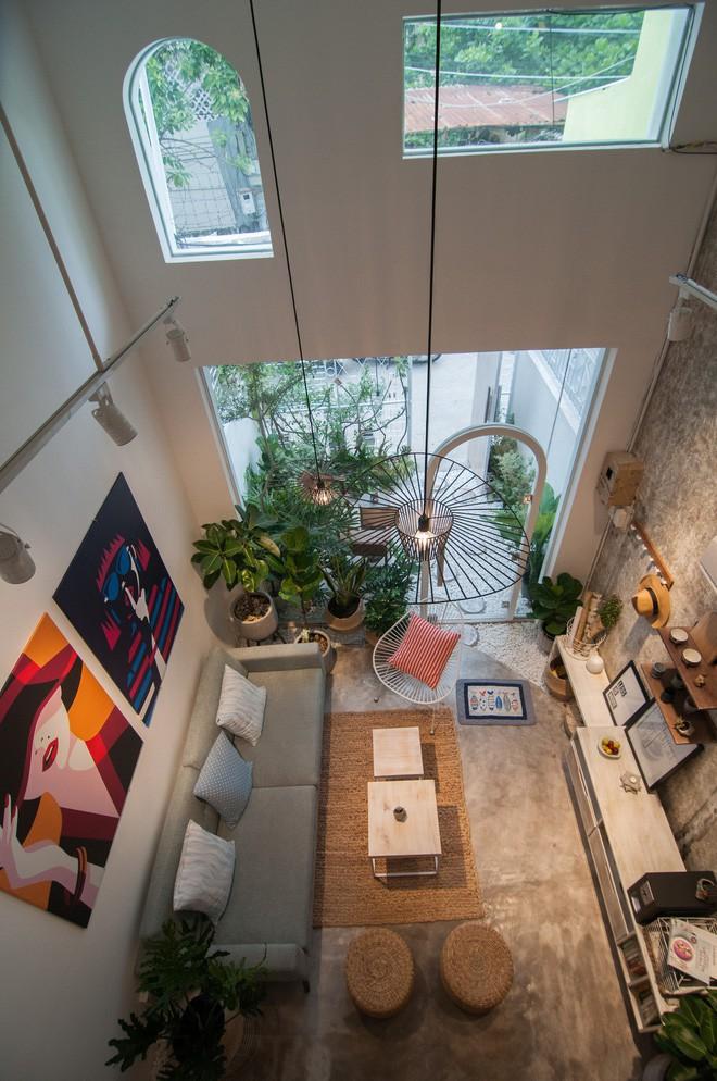 Từ nhà cấp 4 xuống cấp, ngôi nhà 60m² ở Nha Trang đã lột xác trở thành tổ ấm trong mơ cho vợ chồng trẻ - Ảnh 7.