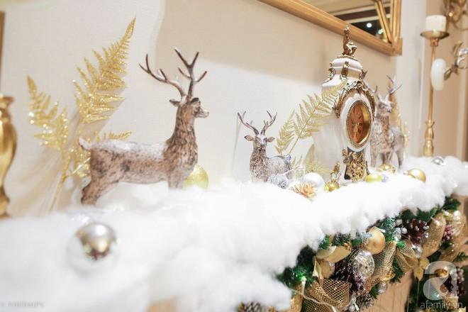 Ngắm ngôi biệt thự lung linh màu sắc Giáng sinh ở Long Biên, Hà Nội - Ảnh 14.