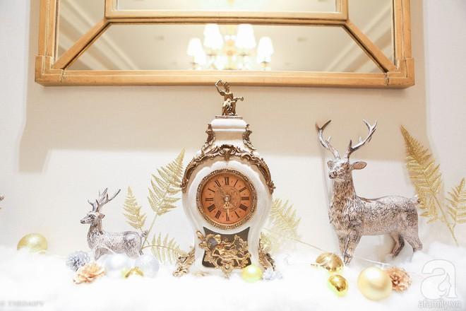 Ngắm ngôi biệt thự lung linh màu sắc Giáng sinh ở Long Biên, Hà Nội - Ảnh 15.