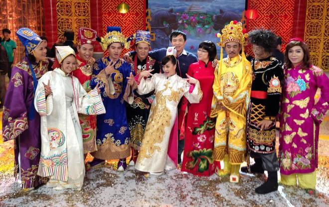Táo quân 2018 quy tụ lượng nghệ sĩ khủng, Tiếq Việt và Hoa hậu Đại dương sẽ xuất hiện trong chương trình? - Ảnh 1.