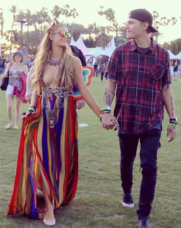 29 bức ảnh Instagram hot nhất của dàn trai đẹp gái xinh Hollywood tại Coachella 2017 - Ảnh 11.