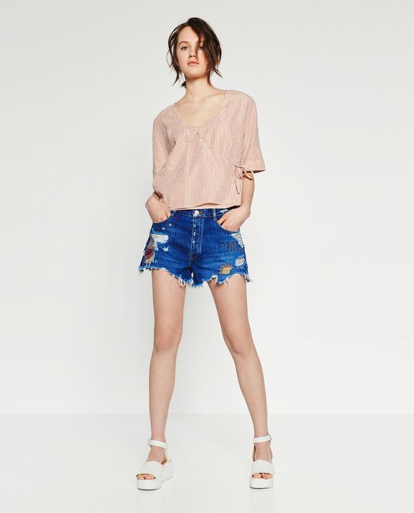Bạn đã có bao nhiêu kiểu shorts jeans trong tủ đồ hè của mình? - Ảnh 17.