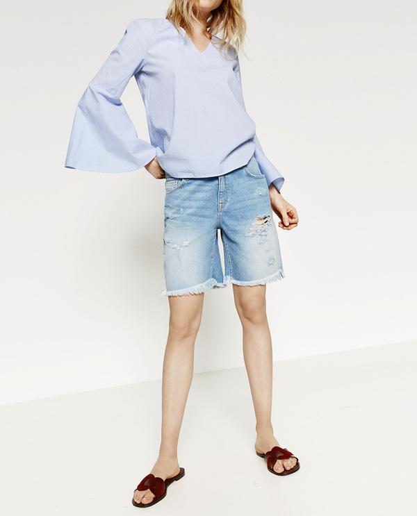 Bạn đã có bao nhiêu kiểu shorts jeans trong tủ đồ hè của mình? - Ảnh 18.
