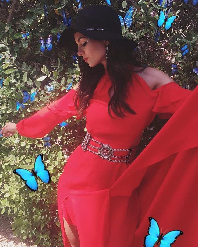 29 bức ảnh Instagram hot nhất của dàn trai đẹp gái xinh Hollywood tại Coachella 2017 - Ảnh 16.