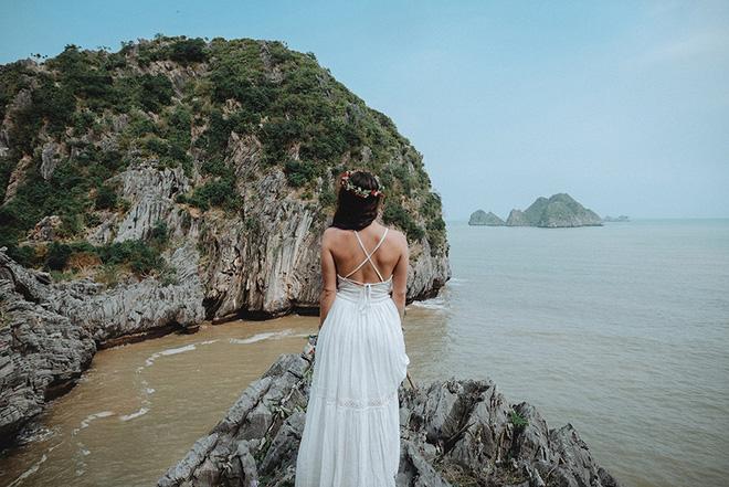 Đám cưới bí mật đẹp như mơ có 1-0-2 của cặp đôi Tây bỏ trốn trên đảo Cát Bà - Ảnh 22.
