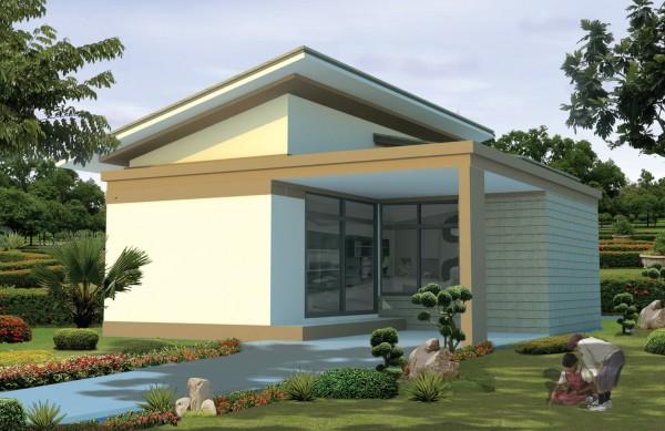 Chẳng cần cao tầng, 9 ngôi nhà 1 tầng này cũng đủ khiến bạn hài lòng về cả thiết kế lẫn công năng - Ảnh 17.