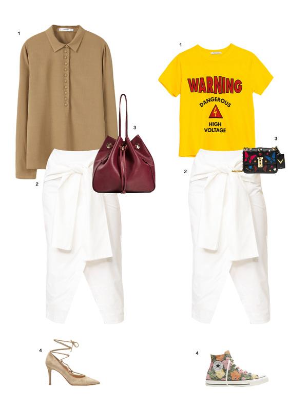 Gợi ý mix đồ đẹp đủ mọi đường với 5 thiết kế chân váy midi quen thuộc - Ảnh 17.