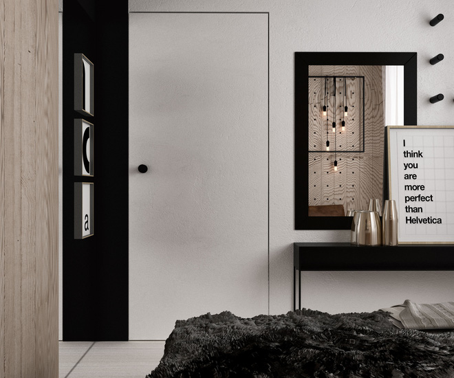 Hai căn hộ 35m² với phong cách trang trí công nghiệp nhưng lãng mạn đến khó tin - Ảnh 19.