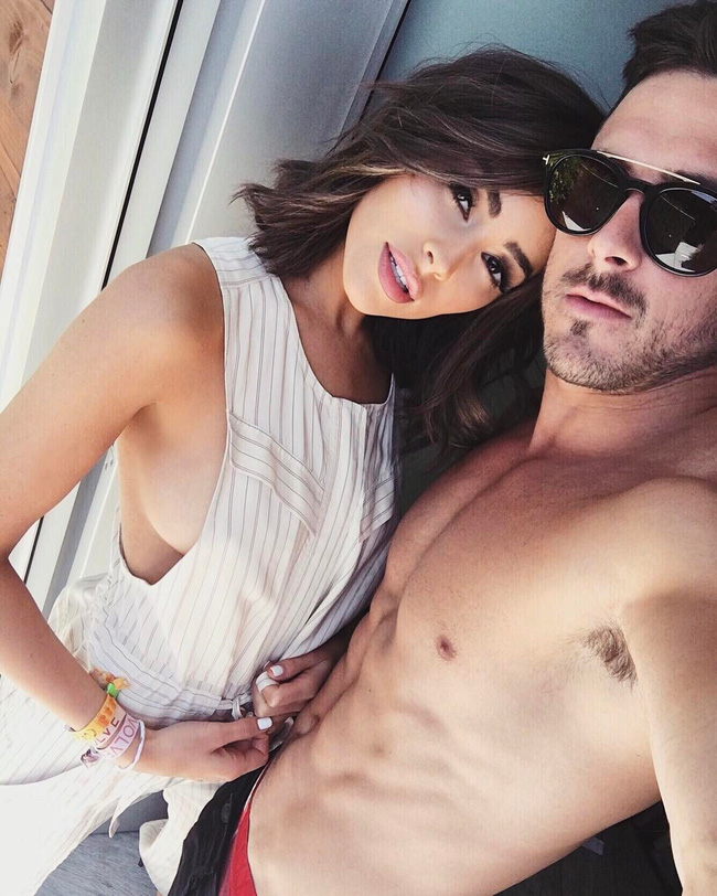 29 bức ảnh Instagram hot nhất của dàn trai đẹp gái xinh Hollywood tại Coachella 2017 - Ảnh 20.