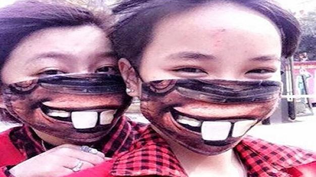 Chết cười với thời trang chống nắng siêu nhắng của hội chị em - Ảnh 7.