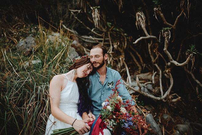 Đám cưới bí mật đẹp như mơ có 1-0-2 của cặp đôi Tây bỏ trốn trên đảo Cát Bà - Ảnh 25.