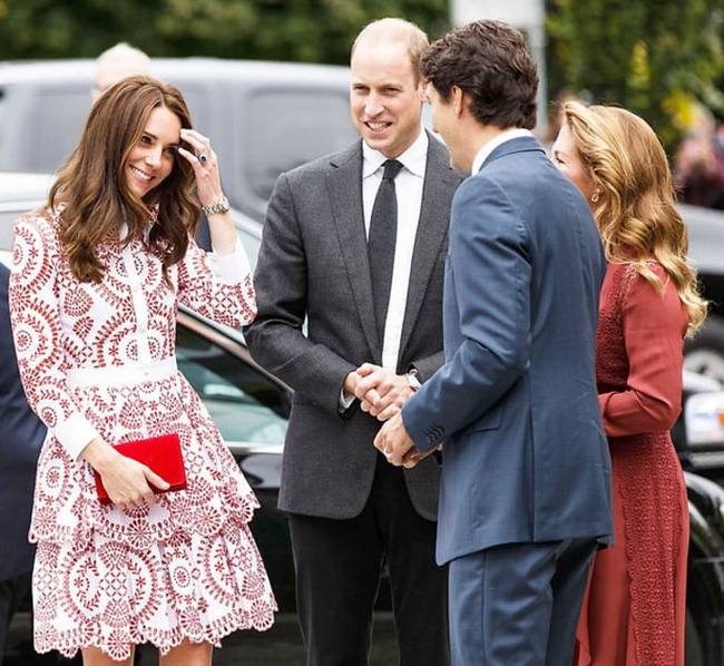 Vẻ ngoài điển trai của Thủ tướng Canada khiến cả Emma Watson, Ivanka Trump hay Công nương Kate cũng phải ngắm nhìn - Ảnh 3.