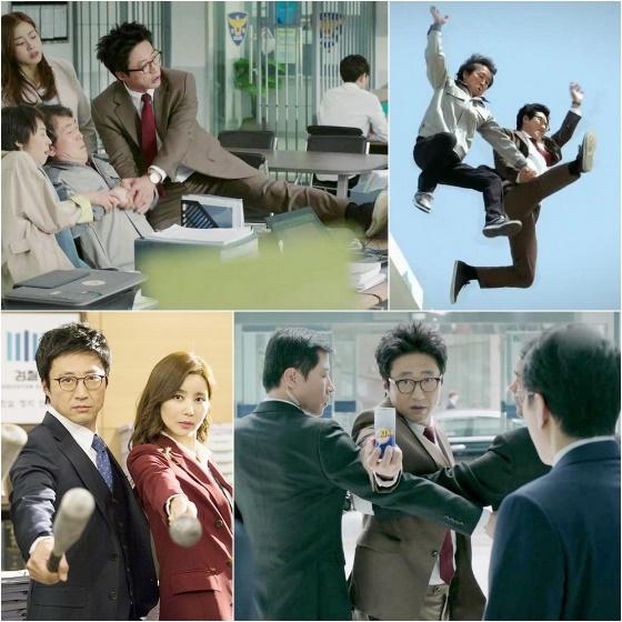 Màn ảnh Hàn - nơi sản sinh những chàng luật sư kỳ lạ bậc nhất - Ảnh 5.