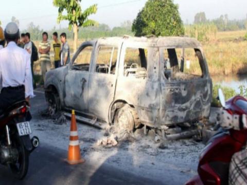 Chấn động: Con gái thuê người chặn ô tô, phóng hỏa để giết hại cha - Ảnh 3.