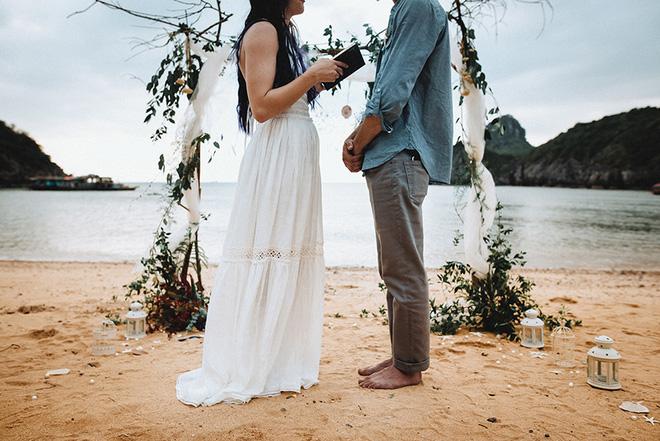 Đám cưới bí mật đẹp như mơ có 1-0-2 của cặp đôi Tây bỏ trốn trên đảo Cát Bà - Ảnh 31.