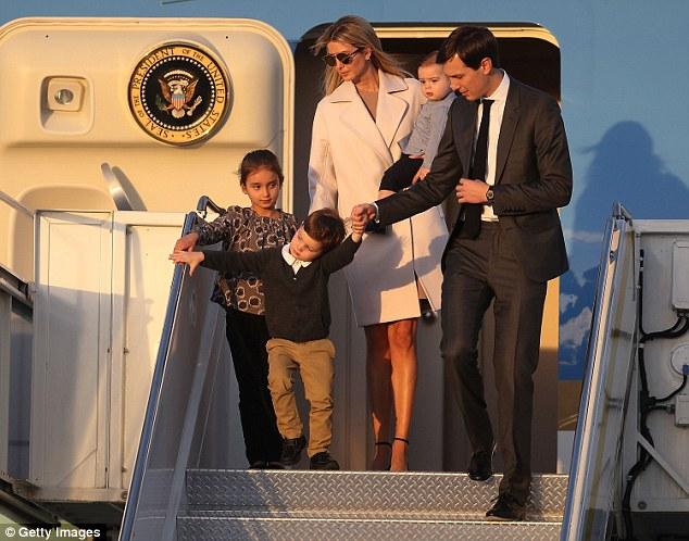 Tổng thống Mỹ Donald Trump: Tôi tự hào về con gái Ivanka - Ảnh 4.