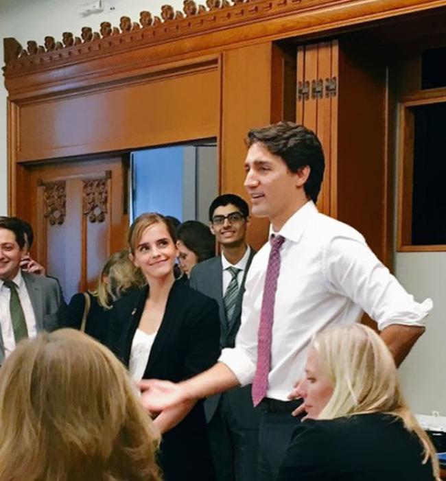 Vẻ ngoài điển trai của Thủ tướng Canada khiến cả Emma Watson, Ivanka Trump hay Công nương Kate cũng phải ngắm nhìn - Ảnh 4.