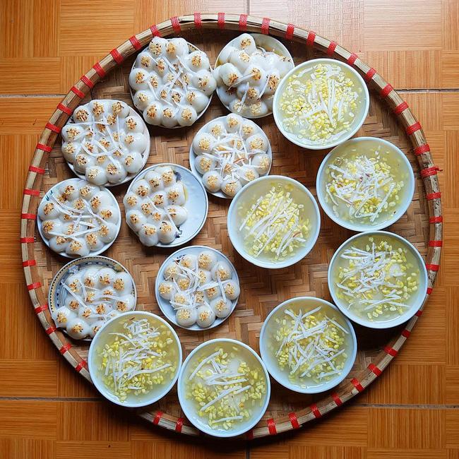 Bánh trôi bánh chay - linh hồn của Tết Hàn thực - Ảnh 4.