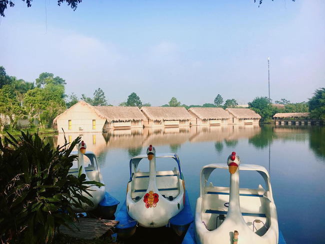 6 resort siêu gần, cực thích hợp cho những chuyến nghỉ ngơi cuối tuần ở Hà Nội - Ảnh 19.
