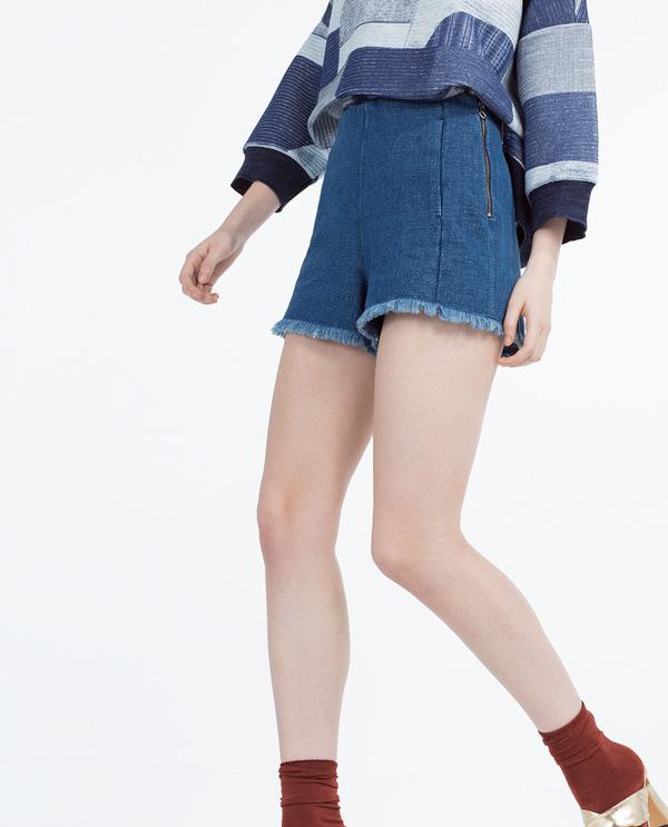Bạn đã có bao nhiêu kiểu shorts jeans trong tủ đồ hè của mình? - Ảnh 5.