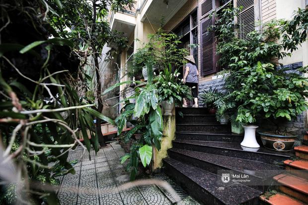 Lần đầu hé lộ ngôi nhà xinh xắn, rợp bóng cây xanh ngoài đời thật của ông trùm Phan Thị - NSND Hoàng Dũng - Ảnh 4.