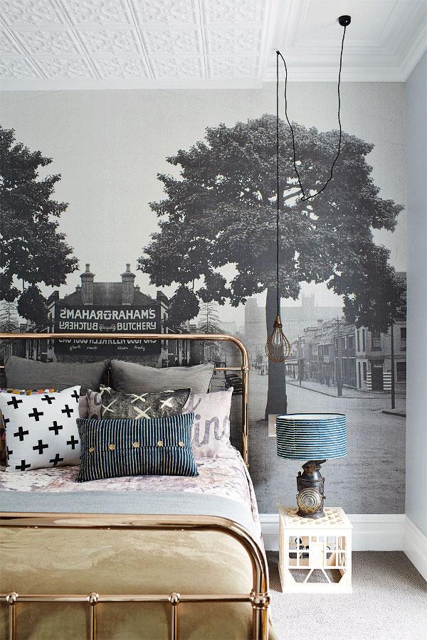 12 phòng ngủ tuyệt đẹp và ngập tràn cảm hứng khiến bạn thích mê - Ảnh 3.