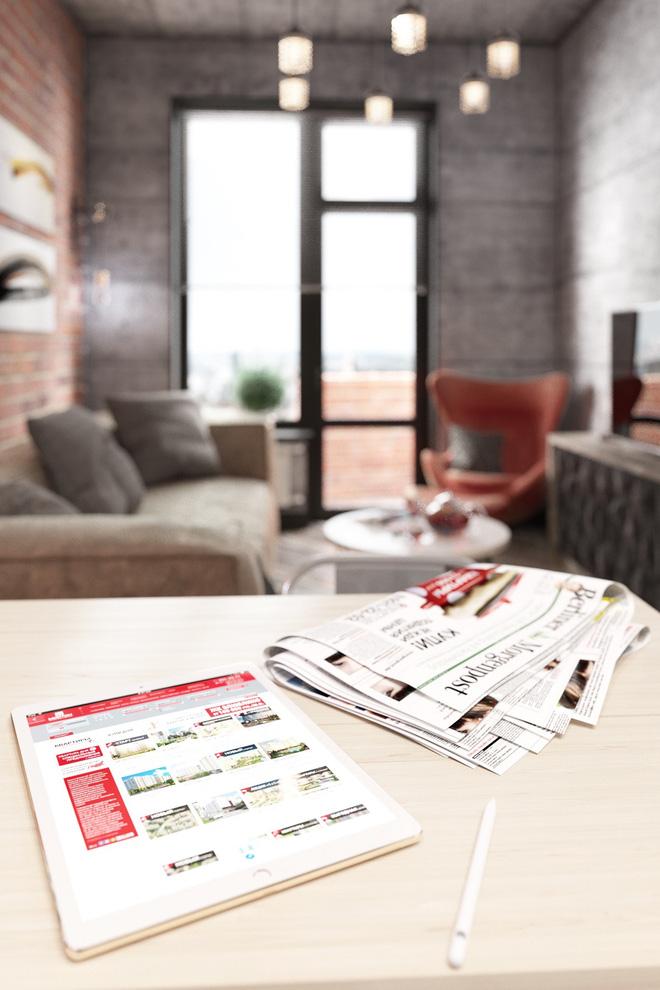 Hai căn hộ 35m² với phong cách trang trí công nghiệp nhưng lãng mạn đến khó tin - Ảnh 5.