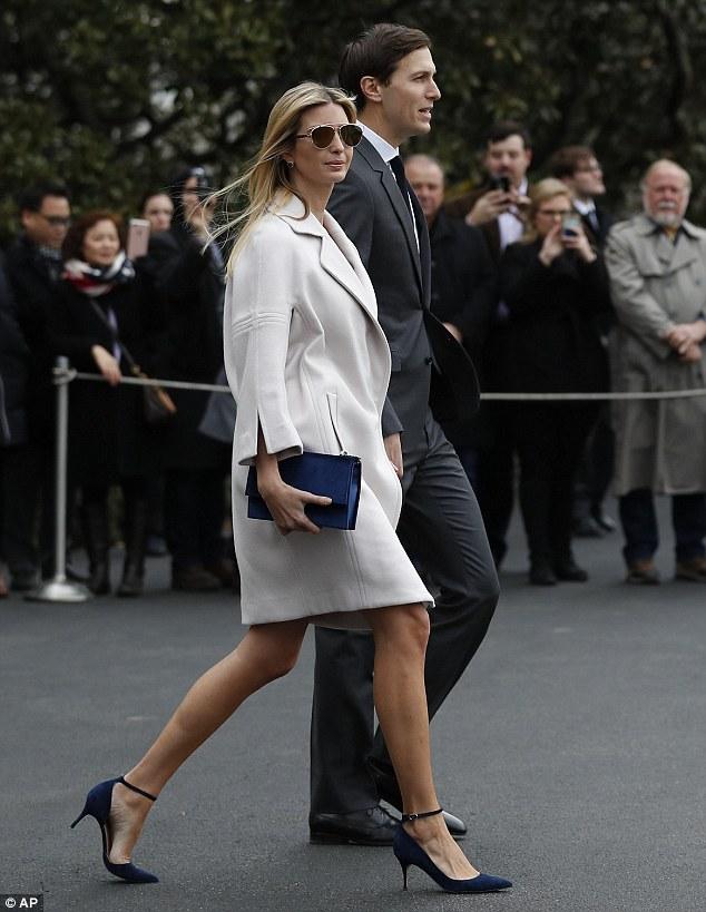 Tổng thống Mỹ Donald Trump: Tôi tự hào về con gái Ivanka - Ảnh 6.