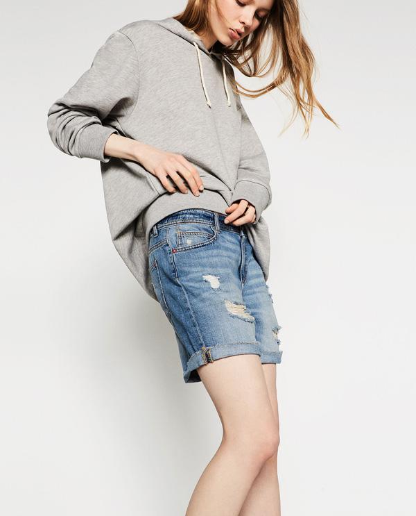 Bạn đã có bao nhiêu kiểu shorts jeans trong tủ đồ hè của mình? - Ảnh 7.