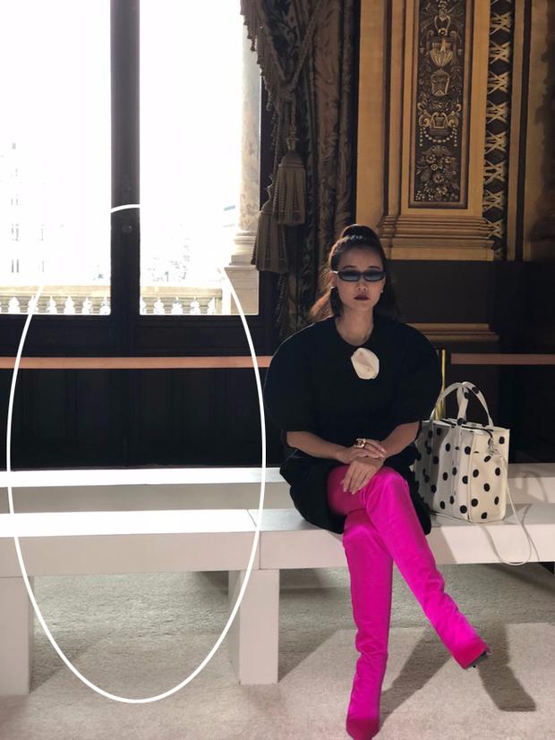 Nghi vấn Maya khoe ảnh dự show Balmain tại Paris Fashion Week, nhưng chỉ là đến chụp ảnh rồi đi về - Ảnh 6.