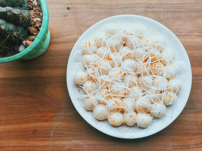 Bánh trôi bánh chay - linh hồn của Tết Hàn thực - Ảnh 11.