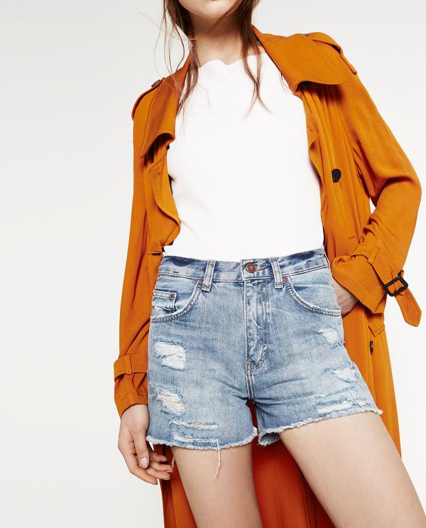 Bạn đã có bao nhiêu kiểu shorts jeans trong tủ đồ hè của mình? - Ảnh 8.
