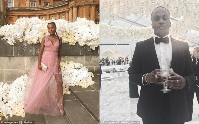 Đám cưới sang chảnh với 1 triệu bông hồng của con trai tỷ phú da màu giàu nhất thế giới - Ảnh 7.