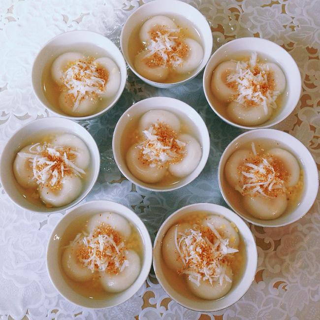 Bánh trôi bánh chay - linh hồn của Tết Hàn thực - Ảnh 12.