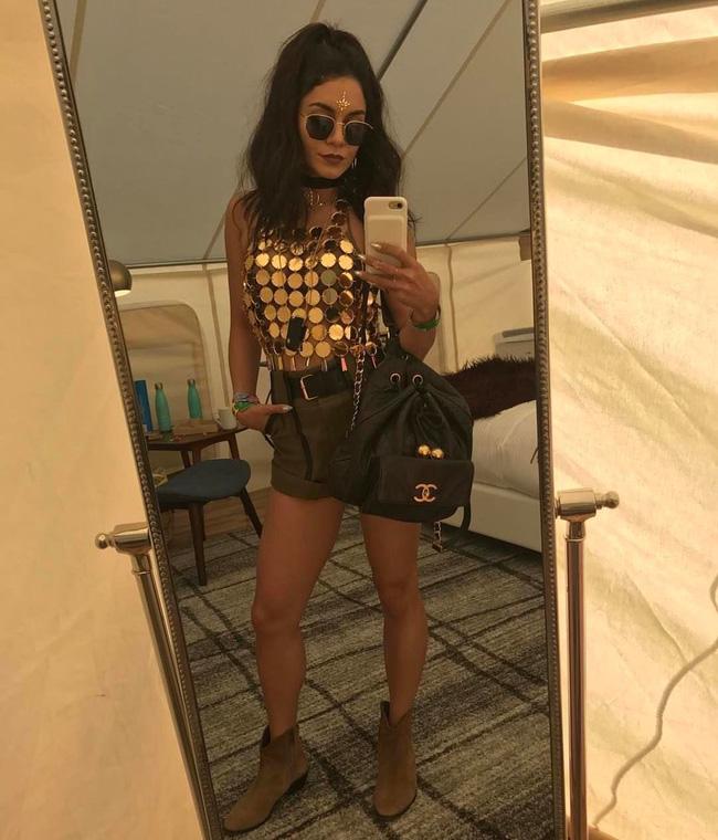 29 bức ảnh Instagram hot nhất của dàn trai đẹp gái xinh Hollywood tại Coachella 2017 - Ảnh 8.