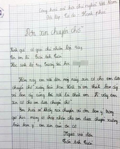 Không thể tin vào mắt mình những bức thư tình tiểu học thời nay - Ảnh 8.