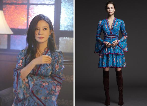 Chẳng cần ăn vận chặt chém, Triệu Vy vẫn gây choáng với BST đồ hiệu hàng khủng trong show thực tế mới - Ảnh 8.