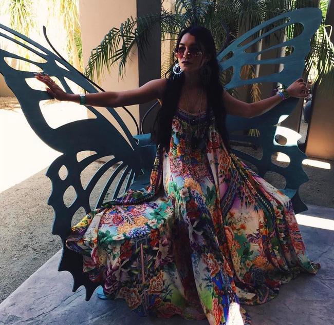 29 bức ảnh Instagram hot nhất của dàn trai đẹp gái xinh Hollywood tại Coachella 2017 - Ảnh 9.