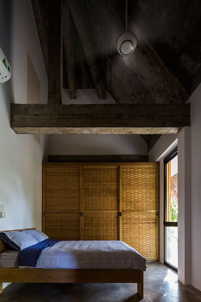 Mê mẩn với ngôi nhà vườn lợp mái lá dừa đẹp ngang khu nghỉ dưỡng cao cấp - Ảnh 13