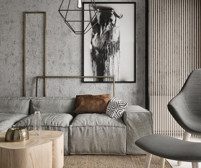 Hai căn hộ 35m² với phong cách trang trí công nghiệp nhưng lãng mạn đến khó tin - Ảnh 10.